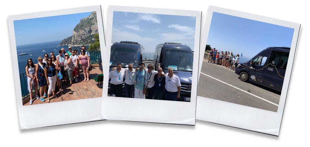 L'organizzazione di travel etc., tour operator in Campania, migliora con G Suite e power2Cloud