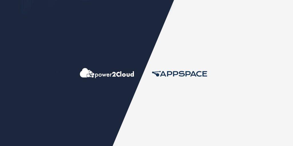Partner Appspace in Italia power2Cloud